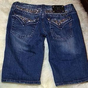 Pants - Miss me Bermuda size 30